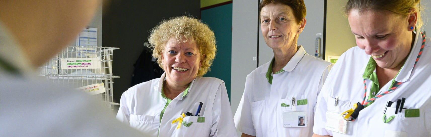 Verpleegkundige geriatrie